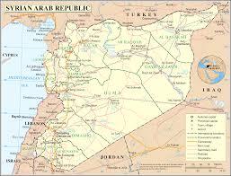 SyriaMapfromWikipedia