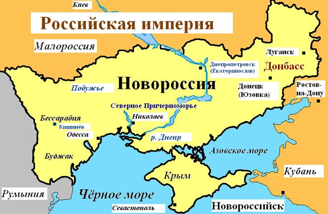 NovoRossija