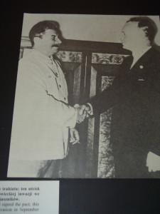 Stalin von Ribbentrop